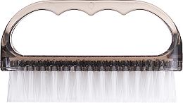 Düfte, Parfümerie und Kosmetik Kosmetische Nagelbürste 74752 transparent-grau - Top Choice