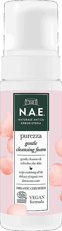 Gesichtsreinigungsschaum - N.A.E. Purezza Gentle Cleansing Foam