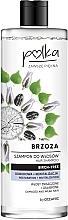 Düfte, Parfümerie und Kosmetik Revitalisierendes Shampoo mit Birkenextrakt für strapaziertes Haar - Polka Birch Tree Shampoo