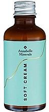 Düfte, Parfümerie und Kosmetik Aufweichende und feichtigkeitsspendende Gesichtscreme für alle Hauttypen - Annabelle Minerals Soft Cream