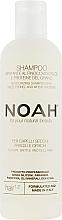Düfte, Parfümerie und Kosmetik Feuchtigkeitsspendendes Shampoo mit süßem Fenchel und Weizenprotein - Noah