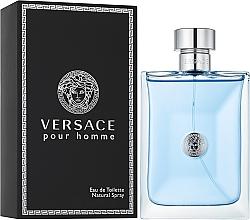 Düfte, Parfümerie und Kosmetik Versace Pour Homme - Eau de Toilette