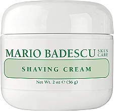 Düfte, Parfümerie und Kosmetik Rasiercreme - Mario Badescu Shaving Cream