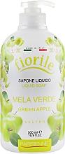 Düfte, Parfümerie und Kosmetik Flüssigseife Grüner Apfel - Parisienne Italia Fiorile Green Apple Liquid Soap