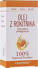 Düfte, Parfümerie und Kosmetik 100% Sanddornöl für Gesicht, Körper und Haar - Kosmed