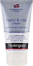 Düfte, Parfümerie und Kosmetik Hand- und Nagelcreme - Neutrogena Hand & Nail Cream