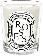 Düfte, Parfümerie und Kosmetik Duftkerze - Diptyque Roses Candle