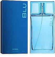 Düfte, Parfümerie und Kosmetik Ajmal Blu - Eau de Parfum
