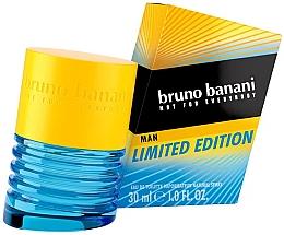 Düfte, Parfümerie und Kosmetik Bruno Banani Man Limited Edition 2021 - Eau de Toilette
