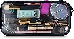 Düfte, Parfümerie und Kosmetik Kosmetiktasche Visible Bag transparent 25x12x8 cm - MakeUp