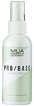 Düfte, Parfümerie und Kosmetik Make-up-Fixierspray - MUA Pro Base Fixing Spray