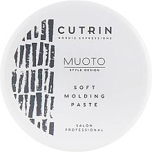 Düfte, Parfümerie und Kosmetik Weiche modellierende Haarstylingpaste - Cutrin Muoto Soft Molding Paste