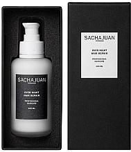 Düfte, Parfümerie und Kosmetik Professionelles Haargel für die Nacht - Sachajuan Over Night Hair Repair