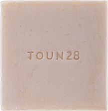 Düfte, Parfümerie und Kosmetik Handgemachte Gesichtsseife mit Ceramiden und Squalan für empfindliche und trockene Haut - Toun28 Facial Soap S11 Ceramide & Squalane