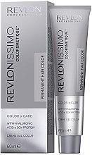 Düfte, Parfümerie und Kosmetik Creme-Gel-Haarfarbe mit Hyaluronsäure und Sojaprotein - Revlon Professional Revlonissimo Color & Care Technology XL150