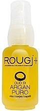 Düfte, Parfümerie und Kosmetik Reines Arganöl für Körper, Gesicht und Haar - Rougj+ Pure Argan Oil