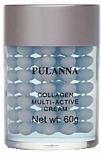 Düfte, Parfümerie und Kosmetik Gesichtscreme mit Kollagen - Pulanna Collagen Multi-Active Cream