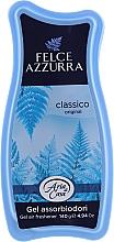 Düfte, Parfümerie und Kosmetik Raumduft-Gel Classic Talc - Felce Azzurra Gel Air Freshener Classic Talc