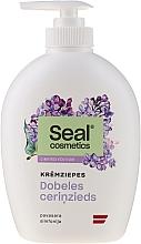 Düfte, Parfümerie und Kosmetik Flüssige Cremeseife mit Flieder - Seal Cosmetics Cream Soap Limited Edition