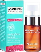 Düfte, Parfümerie und Kosmetik Anti-Aging Gesichtsserum mit Arganöl und Hyaluronsäure - Arganicare Anti-Aging Serum