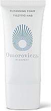Düfte, Parfümerie und Kosmetik Erfrischender Gesichtsreinigungsschaum mit Apfelpektin und Lupineneiweiß - Omorovicza Cleansing Foam (Mini)
