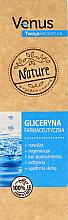 Düfte, Parfümerie und Kosmetik Pharmazeutisches Glycerin - Venus Nature Your Recipe Pharmaceutical Glycerin