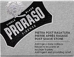 Düfte, Parfümerie und Kosmetik Antibakterieller und beruhigender After Shave Alaunstein - Proraso Post Shave Alum Stone