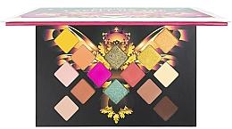 Düfte, Parfümerie und Kosmetik Lidschattenpalette - Moira A Spell On You Shadow Palette