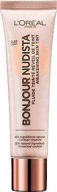 BB Gesichtscreme - L'Oreal Paris Bonjour Nudista Cream BB