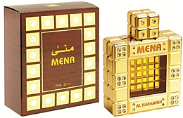 Düfte, Parfümerie und Kosmetik Al Haramain Mena - Eau de Parfum