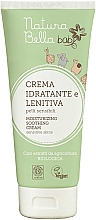 Düfte, Parfümerie und Kosmetik Feuchtigkeitsspendende und beruhigende Babycreme für empfindliche Haut - Naturabella Baby Moisturizing Soothing Cream