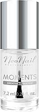 Düfte, Parfümerie und Kosmetik 2in1 Base und Top - NeoNail Professional Moments Base/Top 2in1