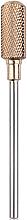 Düfte, Parfümerie und Kosmetik Hartmetall-Nagelfräser Zirkon abgerundeter Zylinder 6 mm - Head The Beauty Tools