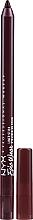 Düfte, Parfümerie und Kosmetik Wasserfester langanhaltender Eyeliner-Stift - NYX Professional Makeup Epic Wear Liner Stick