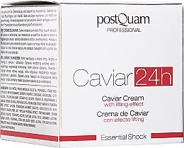 Düfte, Parfümerie und Kosmetik Liftingcreme mit Kaviar-Extrakt - Postquam Caviar 24h Cream Lifting Effect