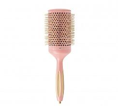 Düfte, Parfümerie und Kosmetik Bambus Rundbürste 65 mm - Ilu Hair Brush BambooM Round 65 mm