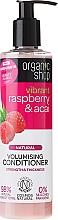 Düfte, Parfümerie und Kosmetik Pflegende Haarspülung mit Himbeeren und Acai-Beeren - Organic Shop Raspberry And Acai Conditioner