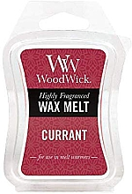Düfte, Parfümerie und Kosmetik Tart-Duftwachs Currant - WoodWick Mini Wax Melt Currant Smart Wax System