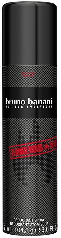 Bruno Banani Dangerous Man - Deospray