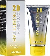 Düfte, Parfümerie und Kosmetik Feuchtigkeitsspendendes Handfluid - Alcina Hyaluron 2.0