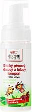 Düfte, Parfümerie und Kosmetik Kindershampoo für Haar und Körper - Bione Cosmetics Kids Range Foamy Hair & Body Shampoo