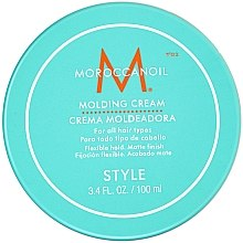 Düfte, Parfümerie und Kosmetik Modellierende und mattierende Haarcreme Flexibler Halt - Moroccanoil Molding Cream
