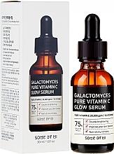 Düfte, Parfümerie und Kosmetik Feuchtigkeitsspendendes und glättendes Gesichtsserum mit Vitamin C - Some By Mi Galactomyces Pure Vitamin C Glow Serum