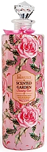Düfte, Parfümerie und Kosmetik Schaumbad Country Rose - IDC Institute Scented Garden Luxury Bubble Bath Country Rose