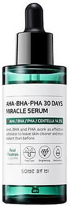 Mizellenserum mit AHA-, BHA- und PHA-Säuren - Some By Mi AHA BHA PHA 30 Days Miracle Serum