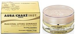 Düfte, Parfümerie und Kosmetik 2in1 Anti-Aging Gesichtsmaske- und Peeling für Regeneration und ein verfeinertes Hautbild - Aura Chake Magisral Lifting Scrub & Mask