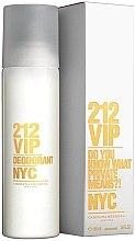 Düfte, Parfümerie und Kosmetik Carolina Herrera 212 VIP - Deospray