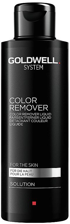 Farbentferner für die Haut - Goldwell System Color Remover Skin