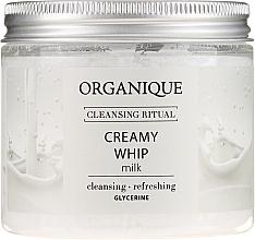 Düfte, Parfümerie und Kosmetik Körperwaschschaum Milk - Organique Cleansing Ritual Creamy Whip Milk