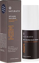 Düfte, Parfümerie und Kosmetik Gesichtscreme für Männer - Naturativ Men Face Cream